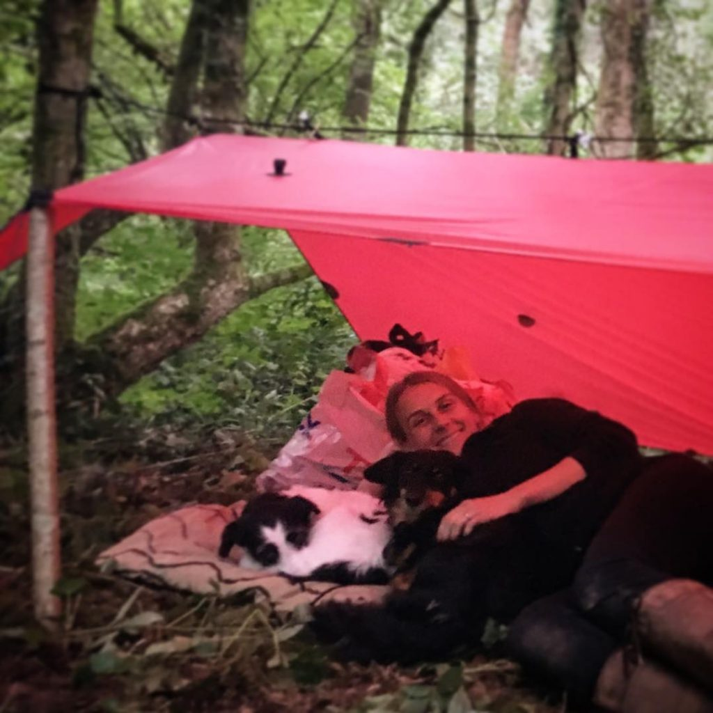 risk and wild camping